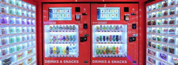 ice cream dispensing machine singapore