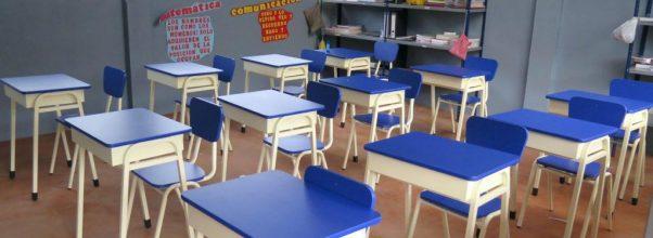 classroom desks